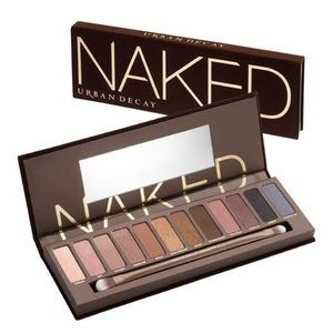 Original Naked Palette- DISCONTINUED URBAN DECAY